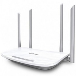AC1200 Dual-Band Wi-Fi Router, 867Mbps at 5GHz + 300Mbps at 2.4GHz, 5 Gigabit Ports, 4 antennas, Beamforming, MU-MIMO, IPT...