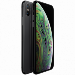 Apple iPhone Xs 64GB Space Gray (5.8-inch, Super Retina HD display, all-screen OLED Multi-Touch display, HDR display, 2436-by...