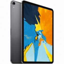 Apple 11-inch iPad Pro Cellular256GB - Space Grey (Retina Display, LED‑backlit Multi‑Touch display, 2388-by-1668- resolution ...
