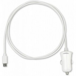 Car Charger MicroUSB 1m