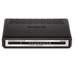 Switch 8-portni gigabitni D-Link GoSwitch8G