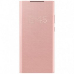 Samsung Galaxy Note20 LED View Cover Mystic Bronze