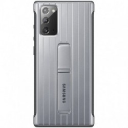 SAMSUNG Galaxy Note20 Protective Standing Cover, Silver
