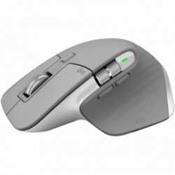 Logitech Wireless MX MASTER 3 Mouse for Mac, Space Grey